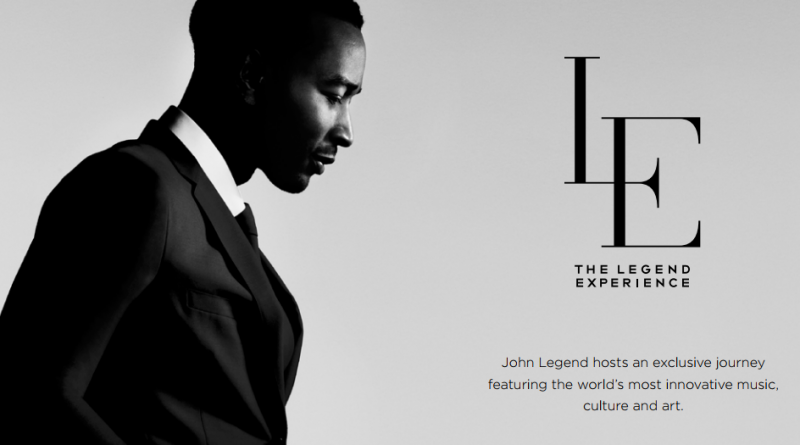 John Legend Experience